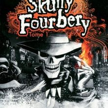 Skully Fourbery 1 - Derek Landy