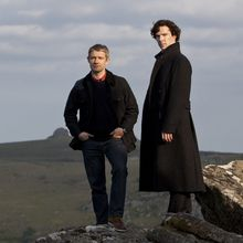 Sherlock, saison 2, épisode 2, The Hounds of Baskerville