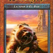 Amos Daragon 5 - La tour d'El-Bab - Bryan Perro