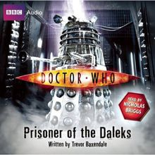 Trevor Baxendale - Prisoner of the Daleks