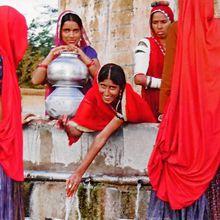 Le Rajasthan à Bourg Saint Andéol avec Annie Sorrel