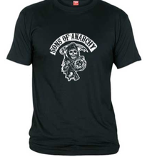 Camisetas personalizadas Sons of Anarchy