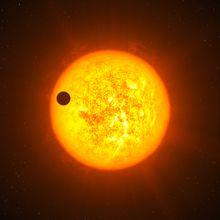 CoRoT-9b, esopianeta gassoso dal clima temperato