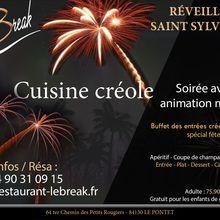 31/12/16 - Réveillon au restaurant Le Break - Le Pontet
