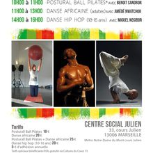 23/04/17 - Ateliers Solidaires - Marseille