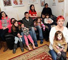 Soltera y con 11 hijos!!!!!