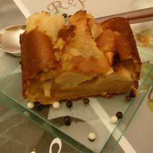 Cake aux bananes pommes au yaourt