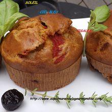 Muffins salés aux saveurs du Sud IG Bas