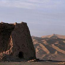 Découverte d'une civilisation préhistorique le long de la route de la soie
