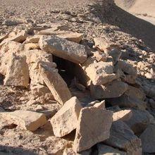 Les archéologues ont découvert un piège à léopard vieux de 5000 ans dans le désert israélien