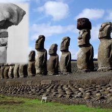 Une nouvelle étude affirme que l'île de Pâques n'a pas été détruite par la guerre