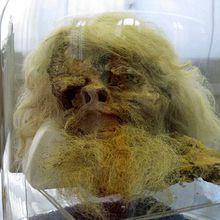 Les momies de sel