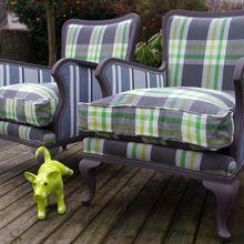 Deux fauteuils anglais