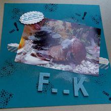 page de scrap F..K