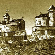L'Histoire des Châteaux du Mont-Sainte-Odile