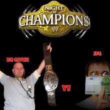 La Battle des pronostics: WWE Night of Champions 2013