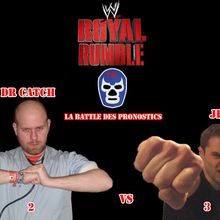 La Battle des Pronostics: WWE Royal Rumble 2014