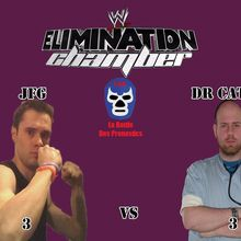 La Battle des Pronostics: WWE Elimination Chamber
