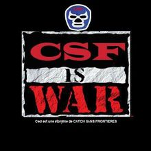 """CSF is WAR"" is over!"