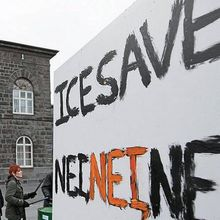 En Islande, les responsables du naufrage bancaire n'ont pas pu acheter leur procès