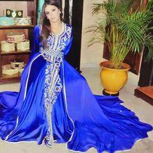 Robe caftan marocain modèle 2014