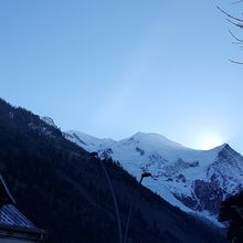 Travail - Un Noël dans les Alpes à Saint-Gervais