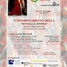 L'INCORONAMENTO DELLA NOVELLA SPOSA, regia di Vittorio Pavoncello - SCHEDA