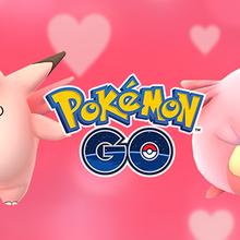 Pokémon Go partage son amour en célébrant la Saint-Valentin dans le jeu