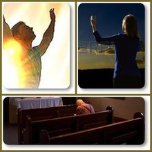 Un moment d'adoration: Jésus tu es là!