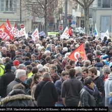 [9 mars 2016] Loi El Khomri : la réponse de Grenoble