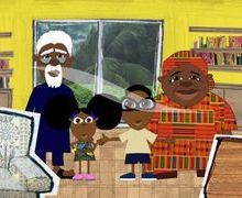 Teach your children about Africa with Bino and Fino