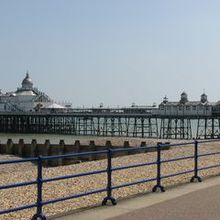 'Hot'desking for the day: Eastbourne, Sussex