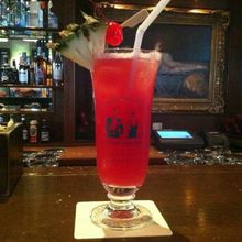 Life don't mean a thing till you've had a Singapore Sling ...