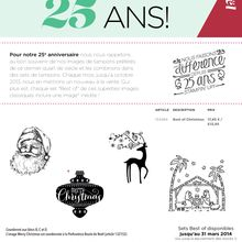 Best Of des 25 ans de Septembre