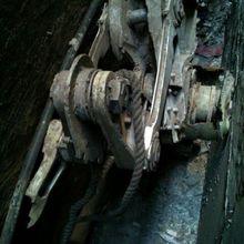11 Septembre : Un moceau de train d'atterrissage retrouvé a New York