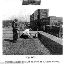 De 1953 à 1954 et 1963 à 1965 l'armée américaine a secrètement pulvérisé des substances radioactives sur St-Louis