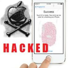 iPhone 6:ToucheID reste vulnérable