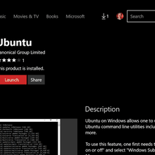 Linux: Ubuntu pour Windows 10 est sortie (oui, vous avez bien lu)