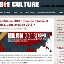 Le Monde Des Morts / Undead Story dans le bilan 2013 de My Zombie Culture !