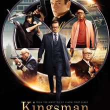 Cinoche : Kingsman - Services secrets