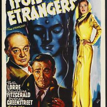 15 Septembre-0h20-Cycle : Autour du Film Noir-Three Strangers