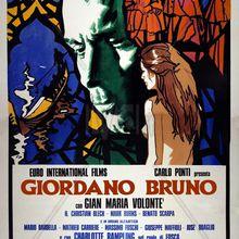 27 Avril-0h15 : Diversités du Cinéma Italien : Giordano Bruno