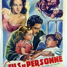 22 Mars-0h00-Cycle : Cinéma Italien : Le Fils de Personne