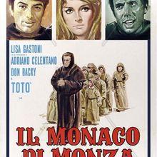 24 Mai-0h15 : Cycle : Revoir Totò : Il Monaco di Monza