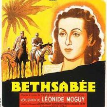 13 Septembre-0h20 : Patrimoine Français : Bethsabee