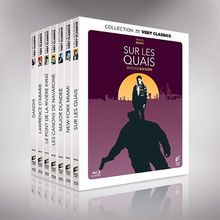 Nouvelle collection blu ray Very Classics chez Sony