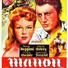 2 Octobre-0h20 : Cycle : Henri-Georges Clouzot : Manon
