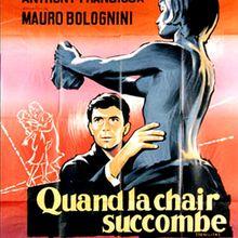 18 Juin - 0h05 : Cycle : Cinéma Italien : Quand la chair succombe