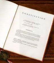 PROJET DE CONSTITUTION