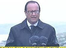 François Hollande ou l'instature présidentielle